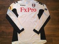 Classic Football Shirts   2011 Fulham Vintage Old Jerseys